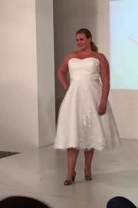 Maaike Oerlemans catwalk model