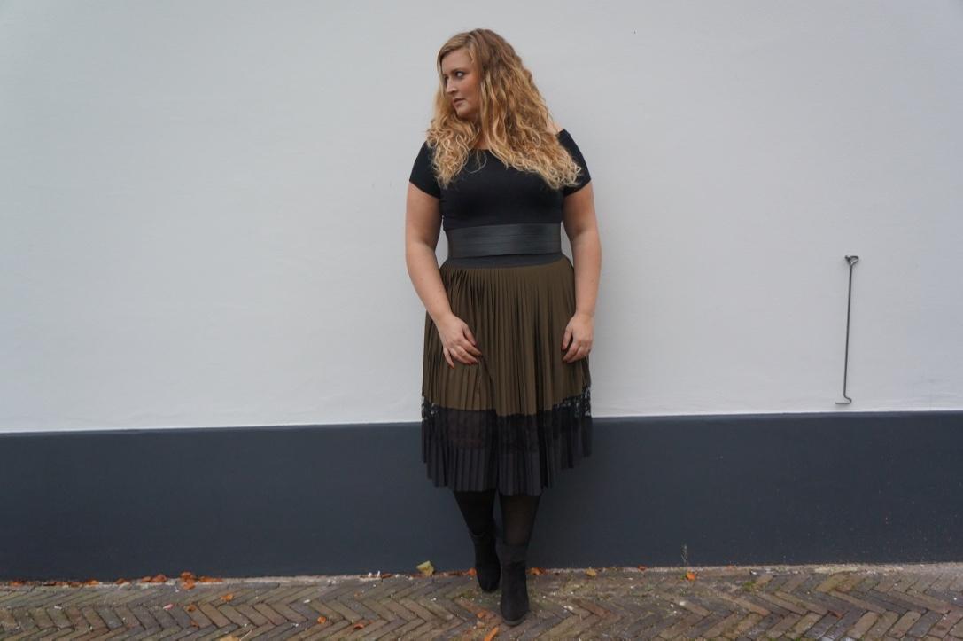 Maaike Oerlemans Plussize Model