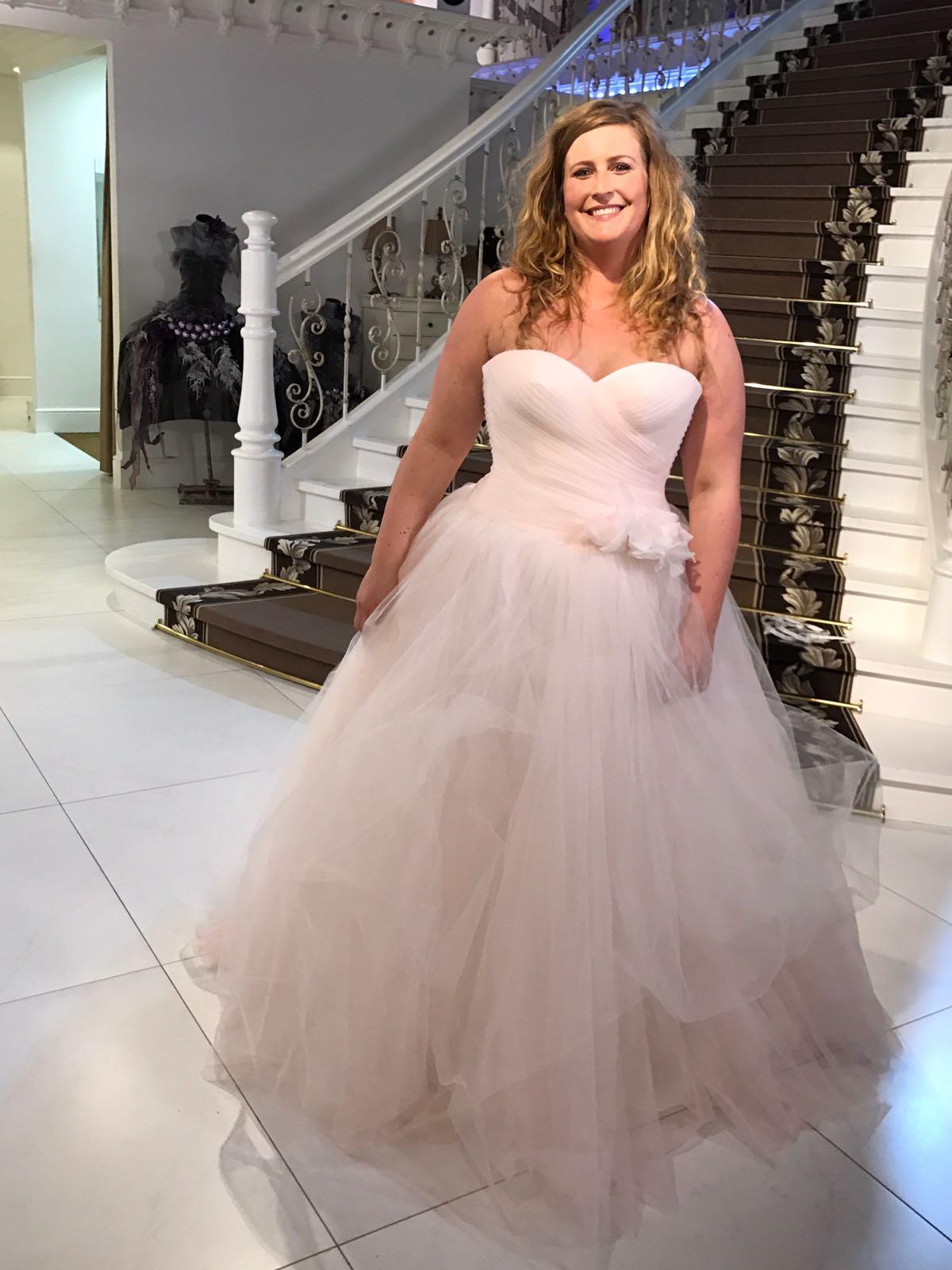 plussize bride